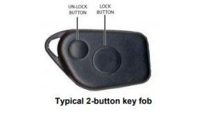 KeyFob RKE Programming Procedure: Peugeot 106 1999-2003