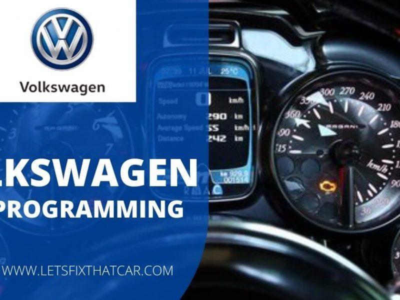 Volkswagen RKE Programming