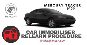 Key Programming Mercury Tracer 1999