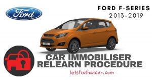 Key Programming Ford C-Max 2013-2019