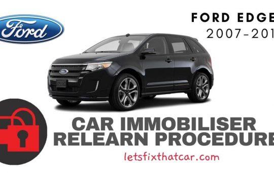 Key Programming Ford Edge 2007-2014